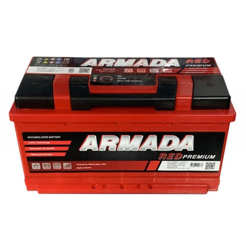 Акумулятор ARMADA RED PREMIUM 100Ah  850A
