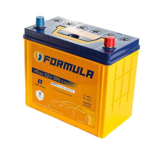 Акумулятор FORMULA ST 45Ah L 390A