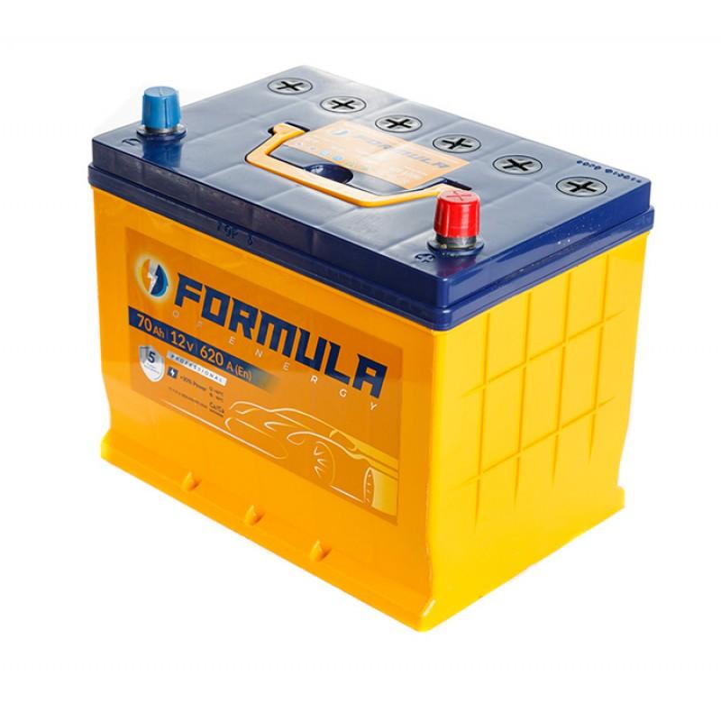 Акумулятор FORMULA ASIA 70Ah L 620A