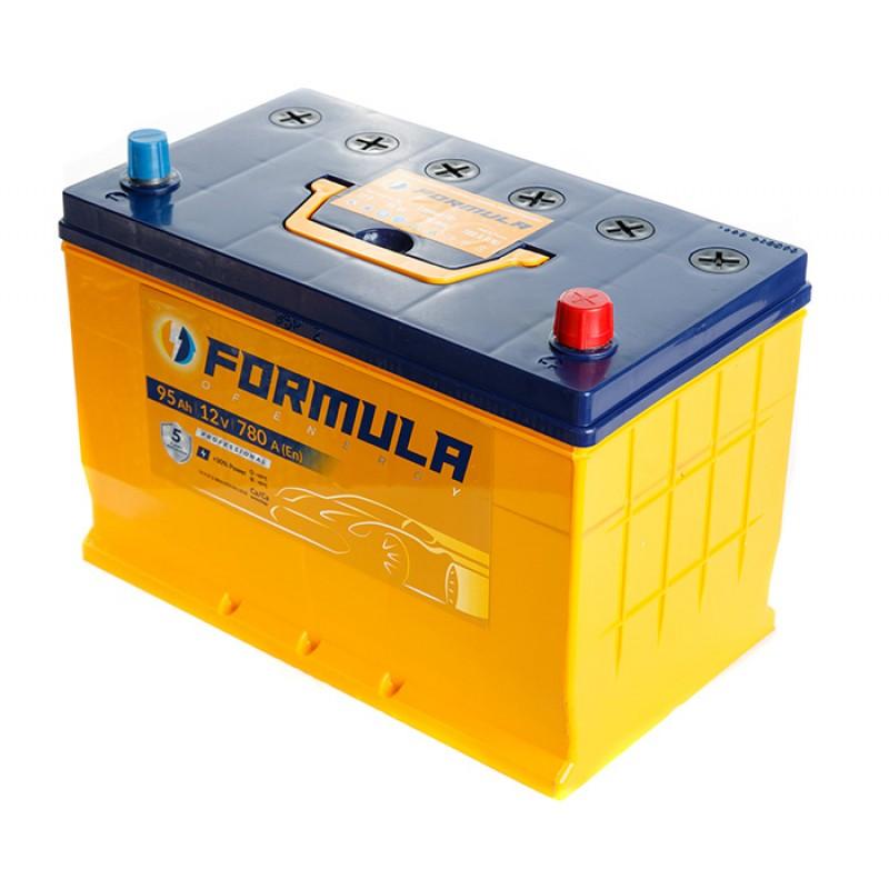 Акумулятор FORMULA ASIA 95Ah R 780A