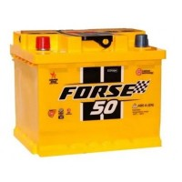 Forse 50Ah 480А R/L