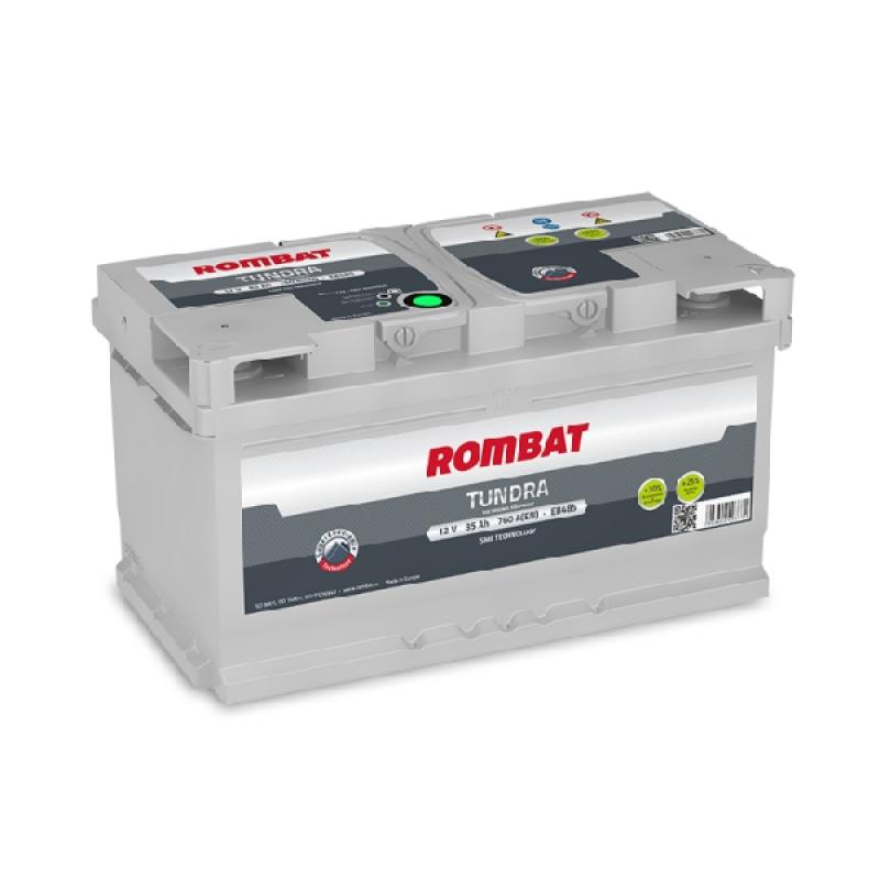 Акумулятор Rombat TUNDRA 85Ah R 760A
