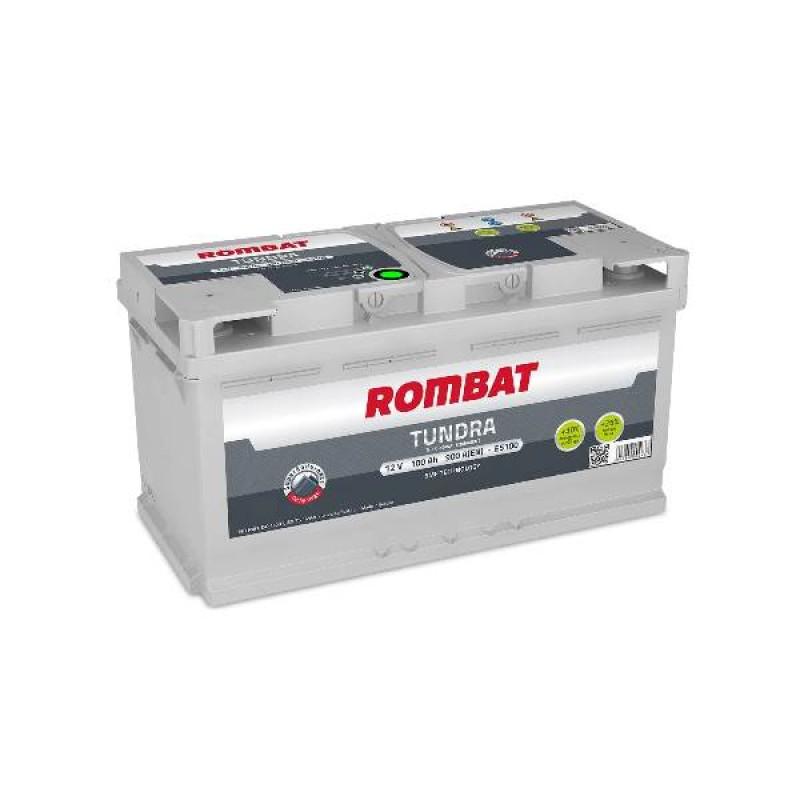 Акумулятор Rombat TUNDRA 100Ah R 900A