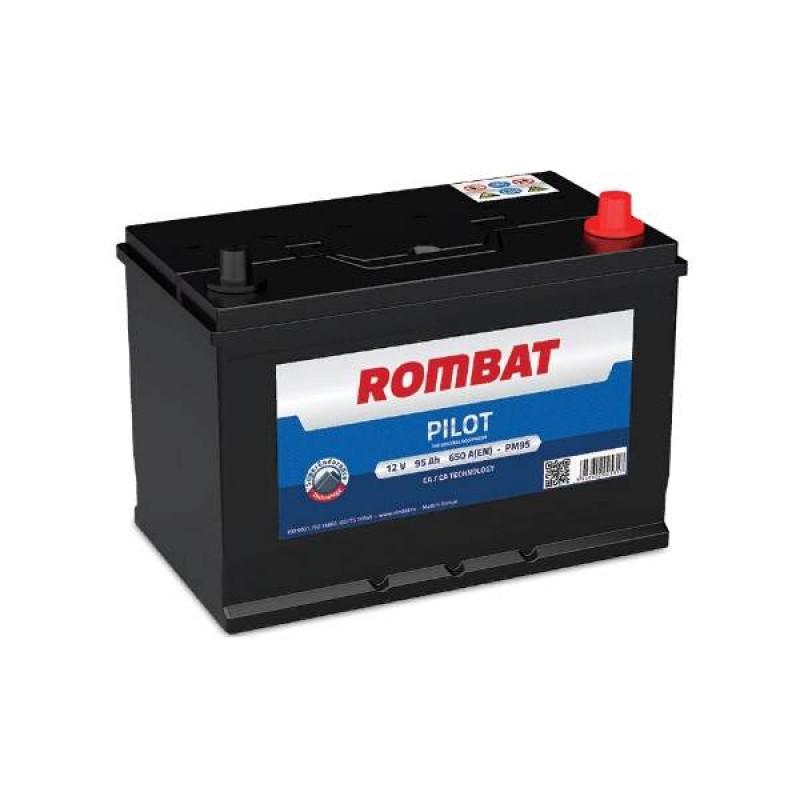 Акумулятор Rombat PILOT ASIA 95Ah L 650A