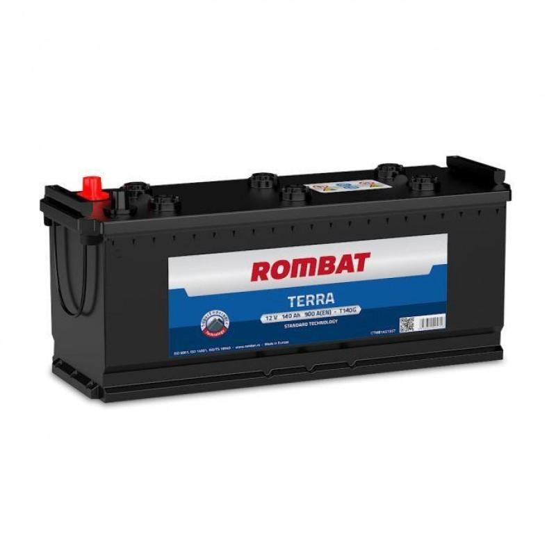 Акумулятор Rombat TERRA 140Ah R 950A