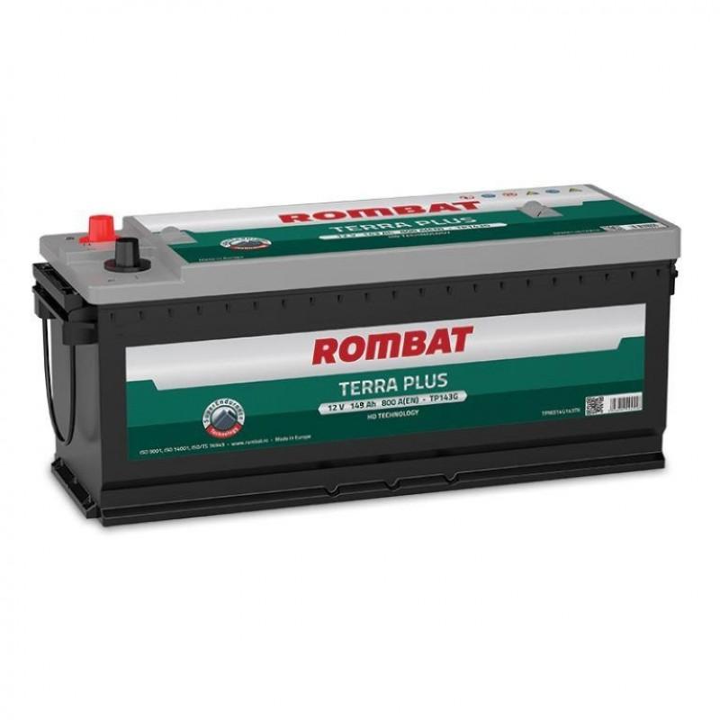 Акумулятор Rombat TERRA PLUS 149Ah R 950A