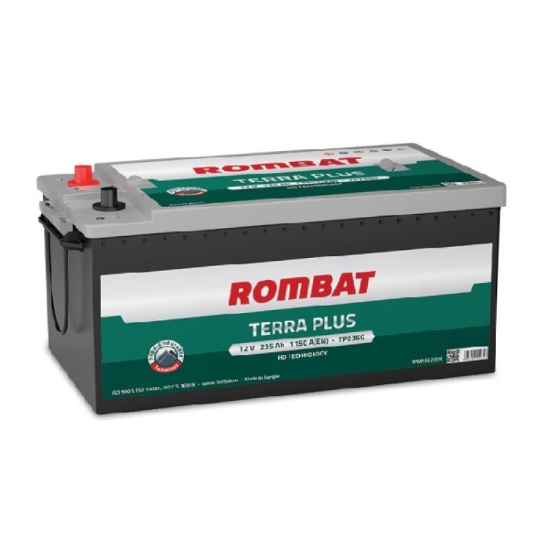 Акумулятор Rombat TERRA PLUS 235Ah R 1150A