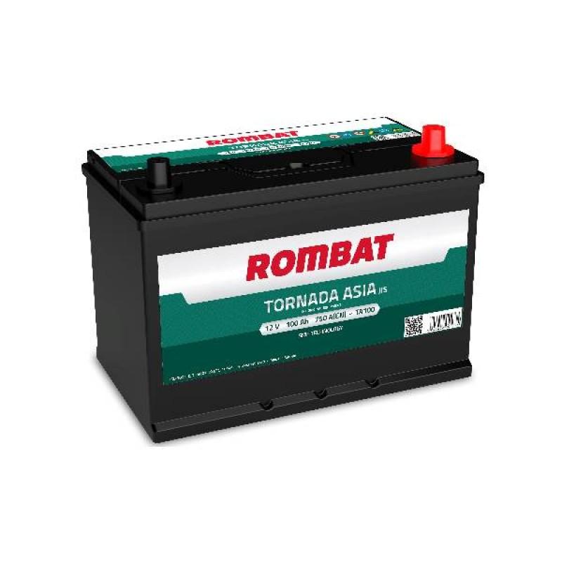 Акумулятор Rombat TORNADA ASIA 100Ah L 750A
