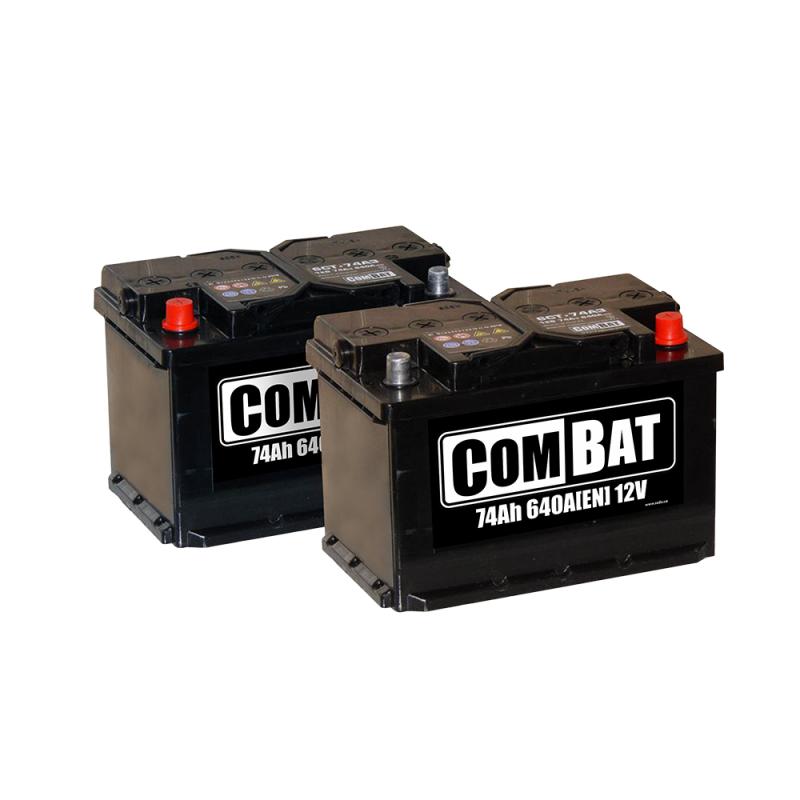Акумулятор SADA COMBAT 60Ah L 800A