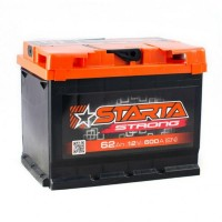 Акумулятор STARTA STRONG 62Ah L 600A