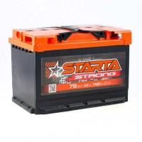 Акумулятор STARTA STRONG 78Ah R 780A